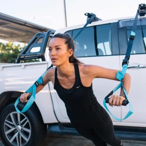 Crankit Fitness Straps